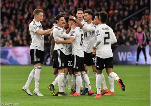 منتخب ألمانيا وهولندا يتأهلان إلى نهائيات يورو 2020