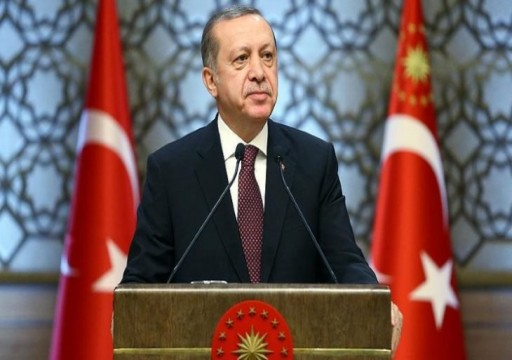 """أردوغان: لا تراجع عن صفقة """"إس 400"""" الدفاعية"""