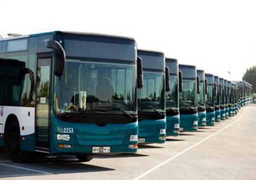 إيقاف خدمات الحافلات العامة في أبوظبي بسبب كورونا