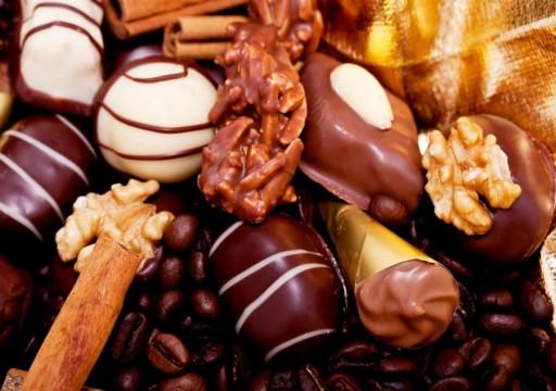 تعرف على درجة الحرارة المثالية لتخزين الشوكولاتة