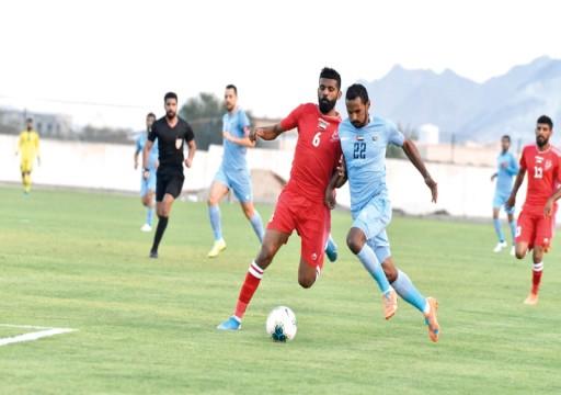 دوري الخليج: فوز دبا الفجيرة والبطائح.. وتعادل دبا الحصن مع الإمارات