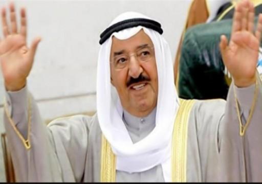 الكويت: أمير البلاد تعافى من عارض صحي