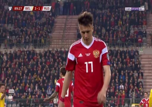 هولندا تكتسح روسيا برباعية.. وفوز صعب لكرواتيا في تصفيات أمم أوروبا