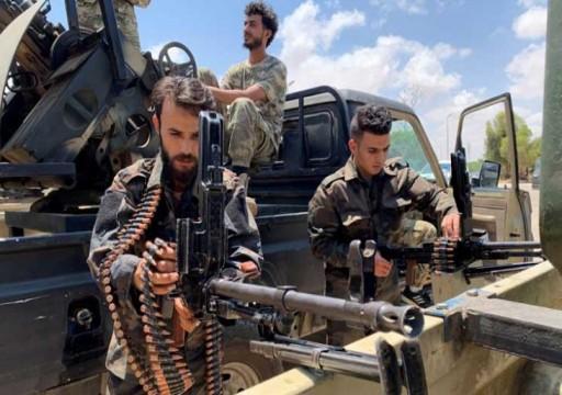 البرلمان الليبي المؤيّد لحفتر يدعو مصر للتدخّل عسكرياً