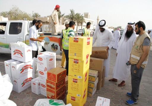 """""""خيرية الشارقة"""" ترصد 46 مليون درهم لمشاريع رمضان"""