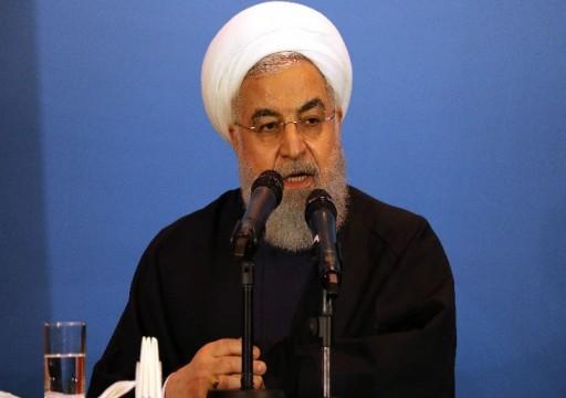 الرئيس الإيراني يهاجم قادة السعودية وإسرائيل