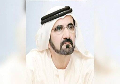 محمد بن راشد يؤدي صلاة عيد الأضحى المبارك في دبي