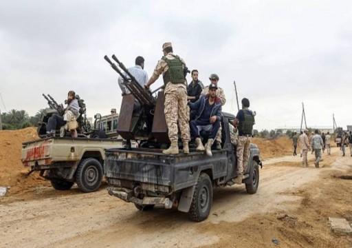 الوفاق الليبية: تعزيزات عسكرية تصل محاور القتال للتجهيز لمرحلة جديدة