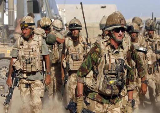 خوفاً من كورونا.. بريطانيا تسحب جزء من قواتها المتواجدة في العراق