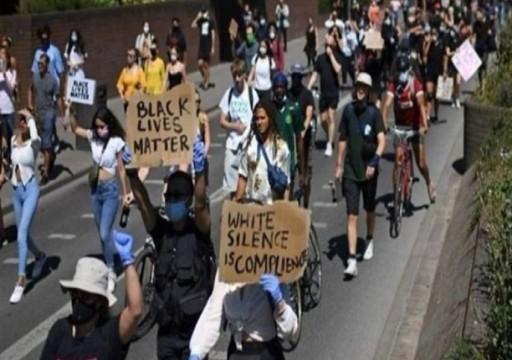 أكثر من 10 آلاف معتقل في الاحتجاجات الأمريكية ضد العنصرية