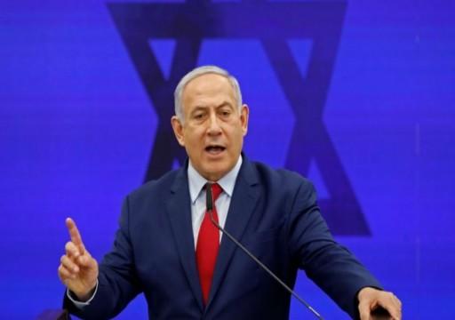 نتنياهو: الحرب على غزة قد تقع في أية لحظة