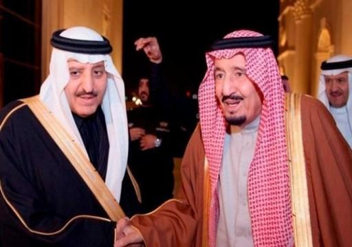 أسوشييتد برس: الأمير أحمد بن عبدالعزيز استاء من إغلاق الحرمين
