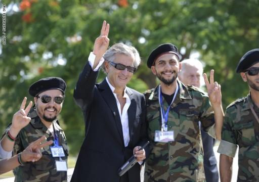 ليبيا.. الحكومة تتوعد بإجراءات رادعة لكل مدان في زيارة برنارد ليفي