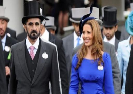 مصادر تزعم: الأميرة هيا بنت الحسين تخشى على حياتها بعد هروبها من زوجها!