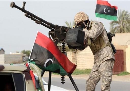 الحكومة الليبية: إسقاط طائرة إماراتية مسيرة جنوب مصراتة