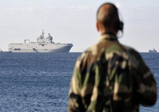 فرنسا تعلق مشاركتها في عملية بحرية للناتو بالمتوسط إثر التوتر مع تركيا