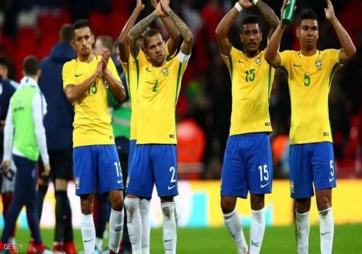 البرازيل تصعد إلى مربع كوبا أمريكا الذهبي