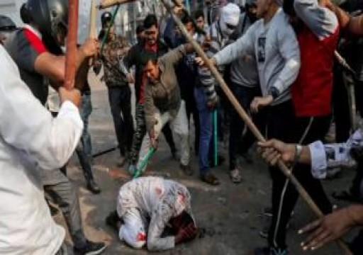 ارتفاع أعداد قتلى المسلمين بالهند والتوتر يسود نيودلهي