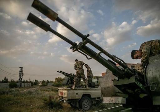 """ليبيا.. مقتل آمر حماية قاعدة """"الوطية"""" التابع لحفتر أثناء تحريرها"""
