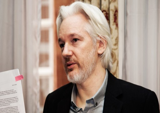 """واشنطن تحاول مجددا الحصول على قرار قضائي بريطاني بتسليمها مؤسس """"ويكيليكس"""""""