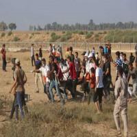 فلسطين.. شهيدان و40 إصابة برصاص جيش الاحتلال في غزة
