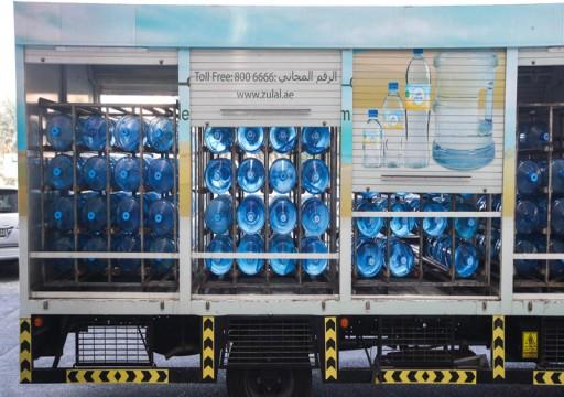 بلدية دبي تلزم مصانع مياه الشرب بفحص العبوات كل شهرين