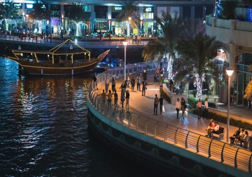 """""""رويترز"""": اندلاع حريق في سفينة قبالة ساحل دبي"""