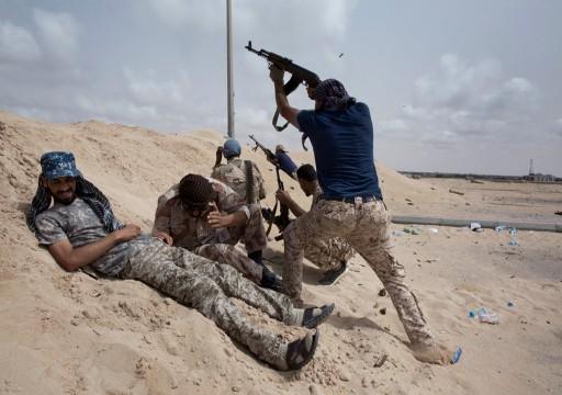 قائد عسكري ليبي: اندحار حفتر هزيمة لخطة إماراتية روسية