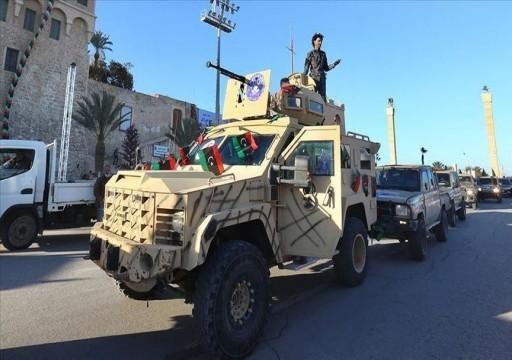 الداخلية الليبية: نحن الآن أقوى وسنضرب مرتزقة حفتر بيد من حديد