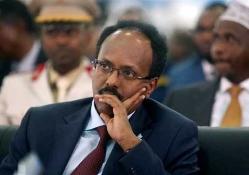 الرئيس الصومالي يغير القادة الأمنيين ويعين بديلاً لرئيس بلدية مقديشو