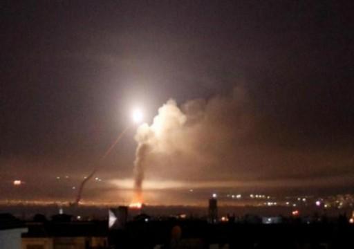 مقتل 9 في قصف إسرائيلي على مركز أبحاث تابع للنظام السوري في حماة
