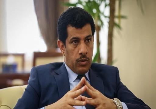 دبلوماسي قطري: منفتحون على أي مبادرة حقيقية لرفع الحصار