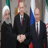 الكرملين: اجتماع بين بوتين وروحاني وأردوغان في طهران مطلع سبتمبر