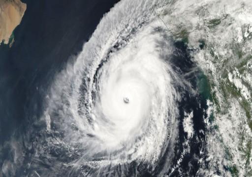 إعصار كيار يتراجع قبل وصوله إلى سواحل عُمان
