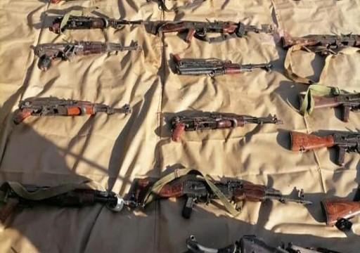 الجيش السوداني يعلن ضبط شحنة سلاح قادمة من ليبيا