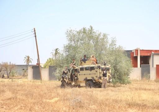 خسائر فادحة لحفتر.. قوات الوفاق الليبية تقترب من تحرير جنوبي طرابلس