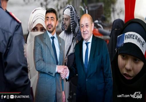 """""""بلد الحريات"""" تُضيق الخناق على المسلمين.. هل لأبوظبي دور في تحريض فرنسا على الإسلام؟"""