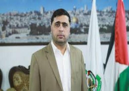المتحدث باسم حماس: وفود قطرية وأممية ستزور غزة قريباً لمتابعة التهدئة