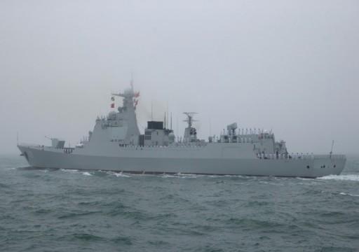 بدء تدريبات بحرية إيرانية روسية صينية في المحيط الهندي وخليج عُمان
