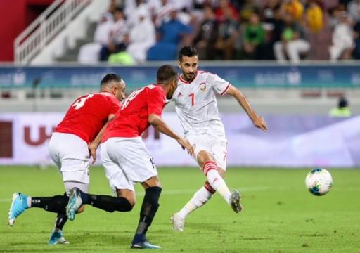 مبخوت يقود منتحبنا الوطني للفوز على اليمن بـخليجي 24