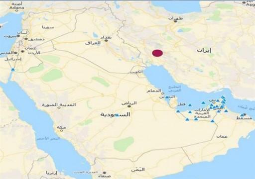 الأرصاد: لا تأثير لزلزال إيران على الدولة