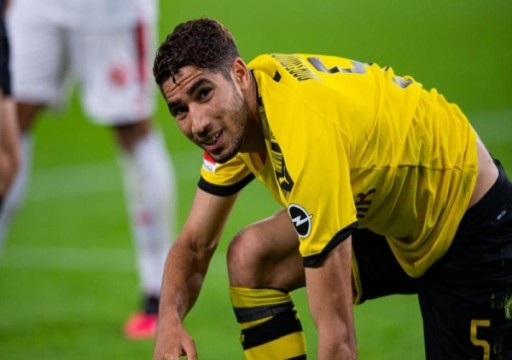 تقارير: حكيمي سينتقل من ريال مدريد لإنتر ميلان مقابل 50 مليون يورو