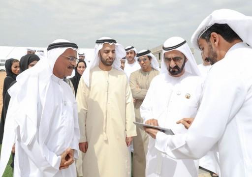 محمد بن راشد: خطة لإسكان المواطنين بقيمة 32 مليار درهم