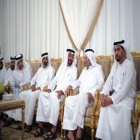 محمد بن زايد: شهداء الإمارات يسطرون مواقف عظيمة في الشجاعة والتضحية