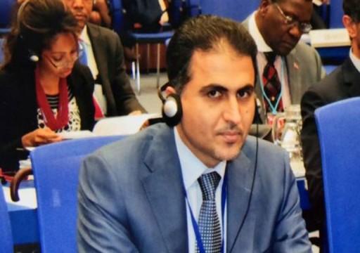 قطر تجدد دعمها للحكومة الليبية ولاتفاق الصخيرات ومخرجاته