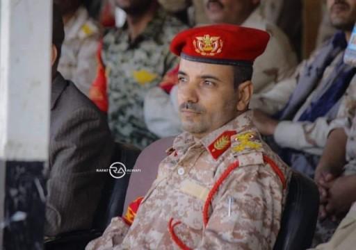 نجاة قائد عسكري رفيع من كمين مسلح وإصابة 3 من مرافقيه وسط اليمن