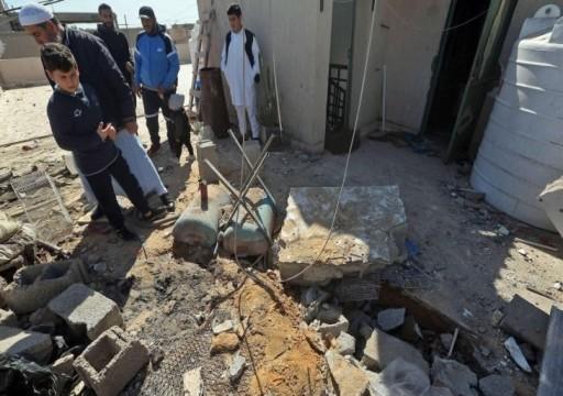 صحة الوفاق الليبية: جريحان نتيجة استهداف حفتر لمستشفى طرابلس الجامعي