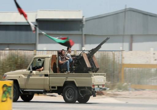 قوات الحكومة الليبية تعلن استعادة السيطرة على مناطق جنوبي طرابلس