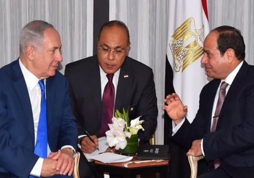 سفير إسرائيلي.. السيسي لا يألو جهدا لتحسين صورة تل أبيب