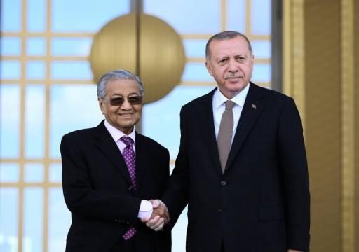 مهاتير محمد: يمكن النهوض بالحضارة الإسلامية وتركيا مؤهلة للقيادة